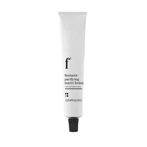 F1 fantastic purifying matte lotion rainpharma