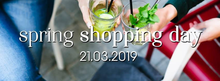Rainpharma spring shopping day 21 maart 2019