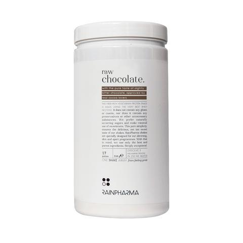 raw chocolate shake rainpharma