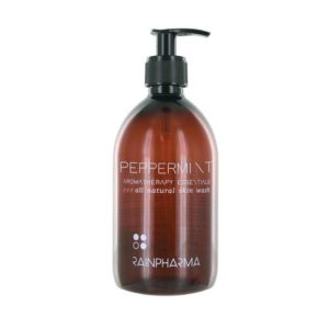 skin wash peppermint rainpharma