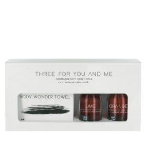 three for you and me rainpharma