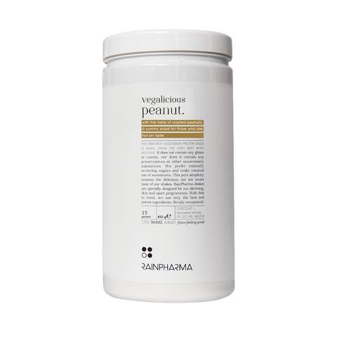vegalicious peanut shake rainpharma