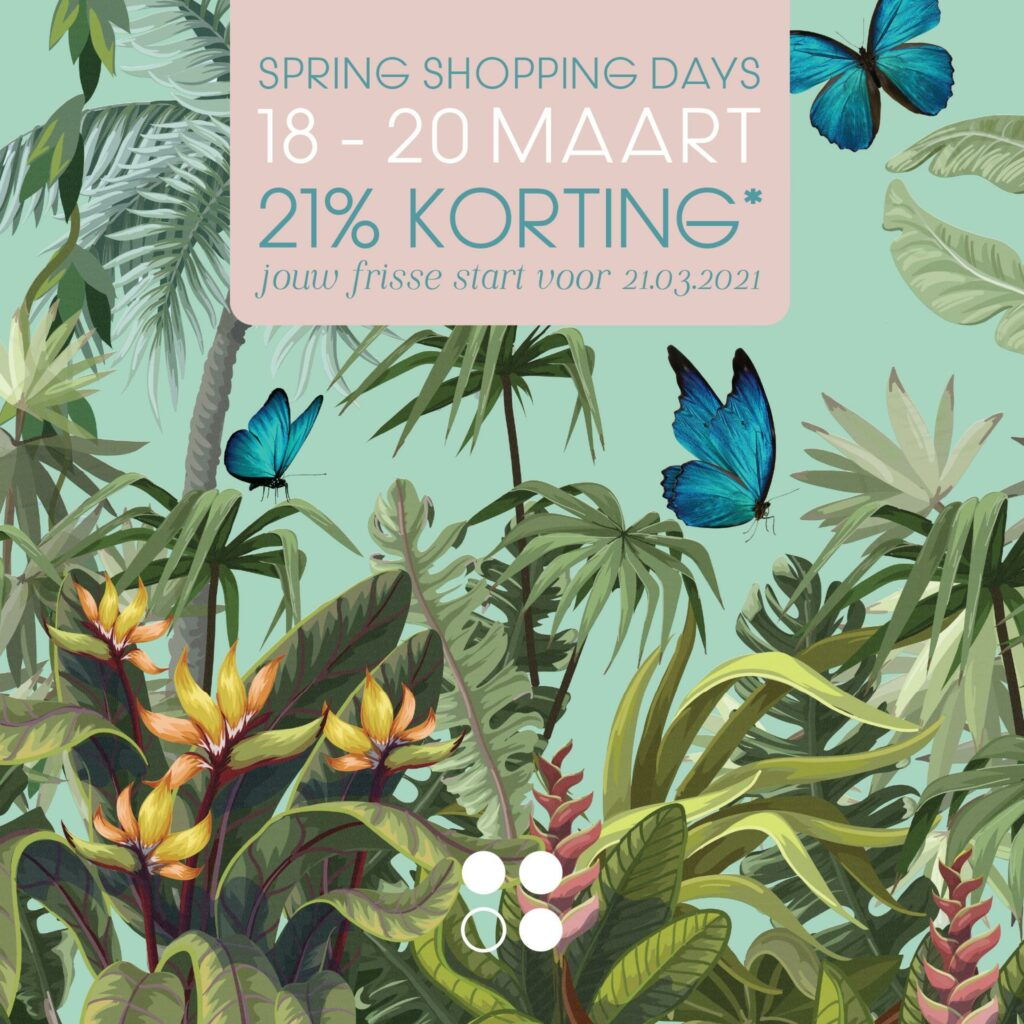 RainPharma Spring Shopping Day 2021